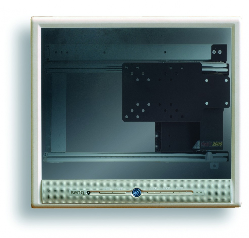 Manual Lateral Lcd Tv Bracket